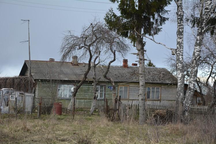 Дачный дом в деревне Еськово
