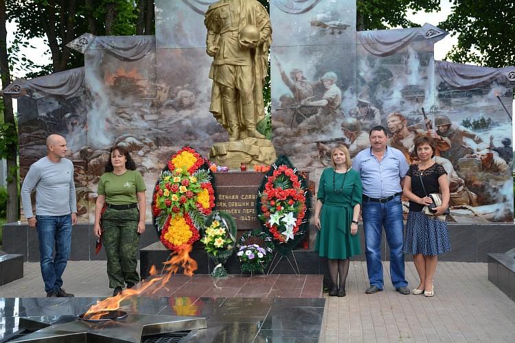 Мемориальный комплекс Соловьева переправа