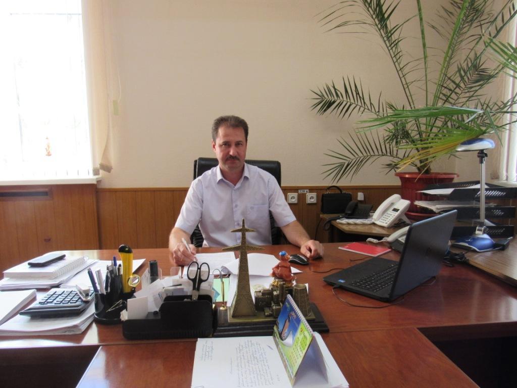 """Владимир Грачев Генеральный директор ООО """"Дорогобужская ТЭЦ"""""""