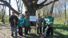 В начале мая в монастырщинском селе Соболево прошла экологическая акция