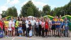 В Монастырщине прошёл баскетбольный марафон «Единой России»