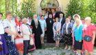 Праздник Святой Троицы в Дугино