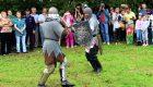 Живые эмоции народных гуляний на родине Докучаева