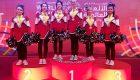 Олимпийское золото привезли из Объединенных Арабских Эмиратов ярцевские спортсменки