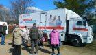 Автопоезд «Здоровье Смоленщины» в Булгакове