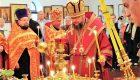 В Свято-Ильинском храме отметили день святого покровителя города Ельни