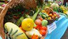 В Сычевке Яблочный Спас фрукты, овощи припас