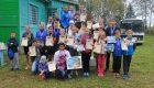Кеды, морс и юбилейный кросс в Гагарине